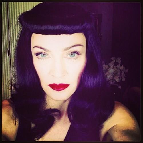 Foto postada por Madonna, no último dia 24 de fevereiro, em seu Instagram pessoal. - Siga: @madonna